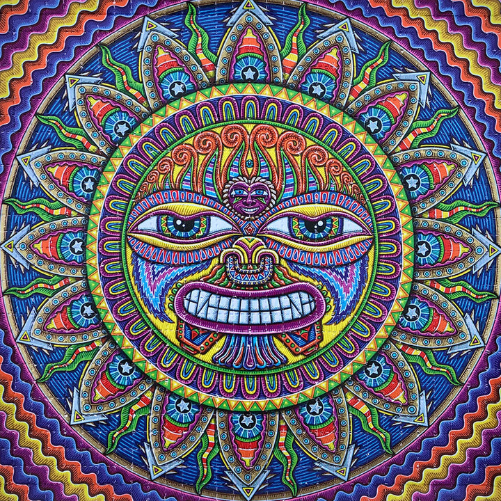 Taiti Inti Blotter Art - Positive Creations