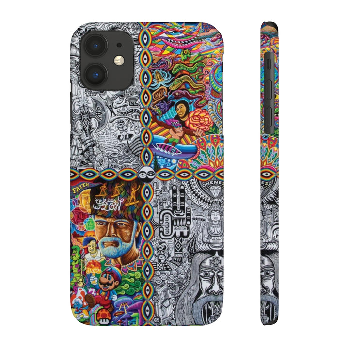 CHAOS CULTURE JAM CASE MATE TOUGH PHONE CASE - Positive Creations