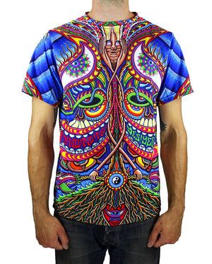 Apotheosis of Dualitree T-Shirt - Positive Creations