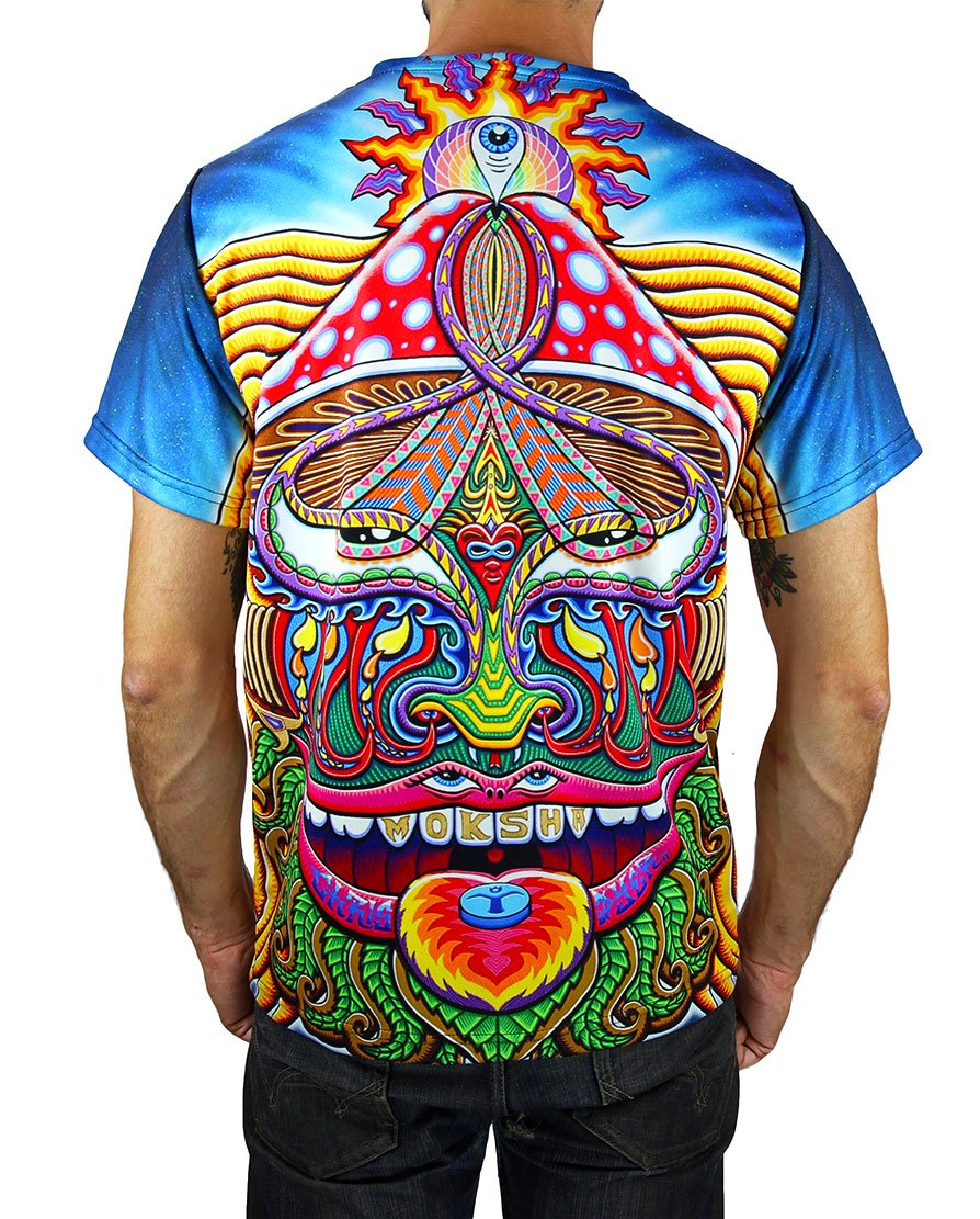 Moksha T-Shirt - Positive Creations