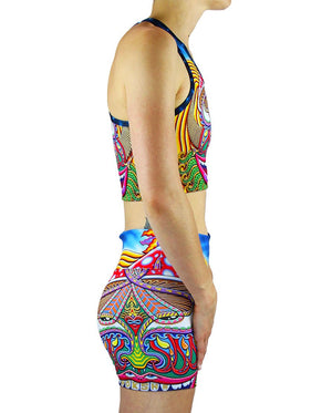 Moksha Active Shorts - Positive Creations