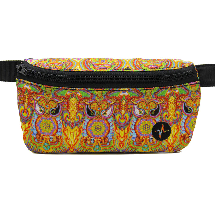 Neo Human Evolution Jaunt Fanny Pack - Positive Creations