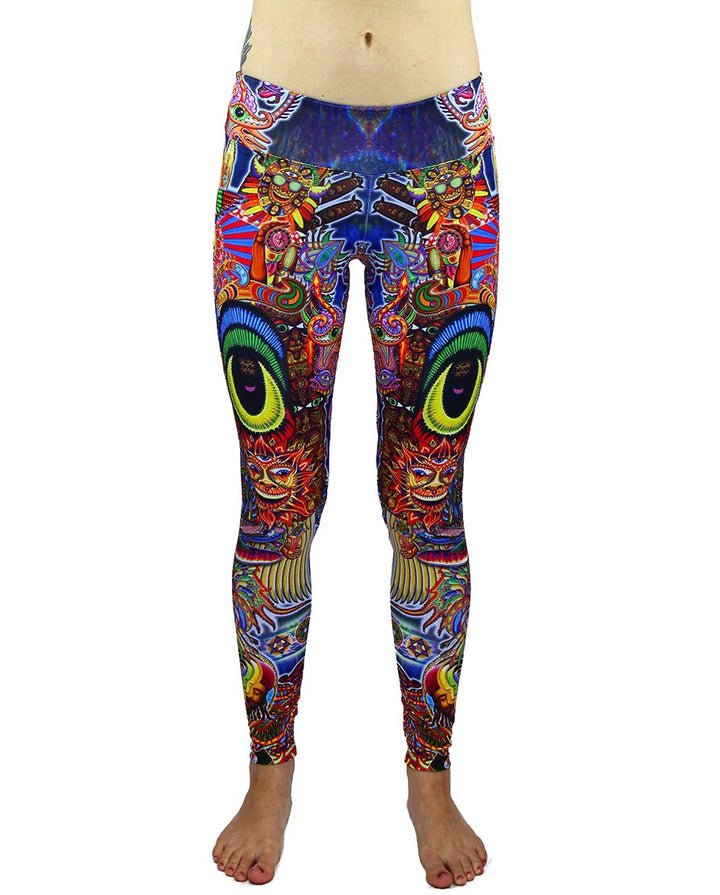 Saint Art Active Leggings - Positive Creations