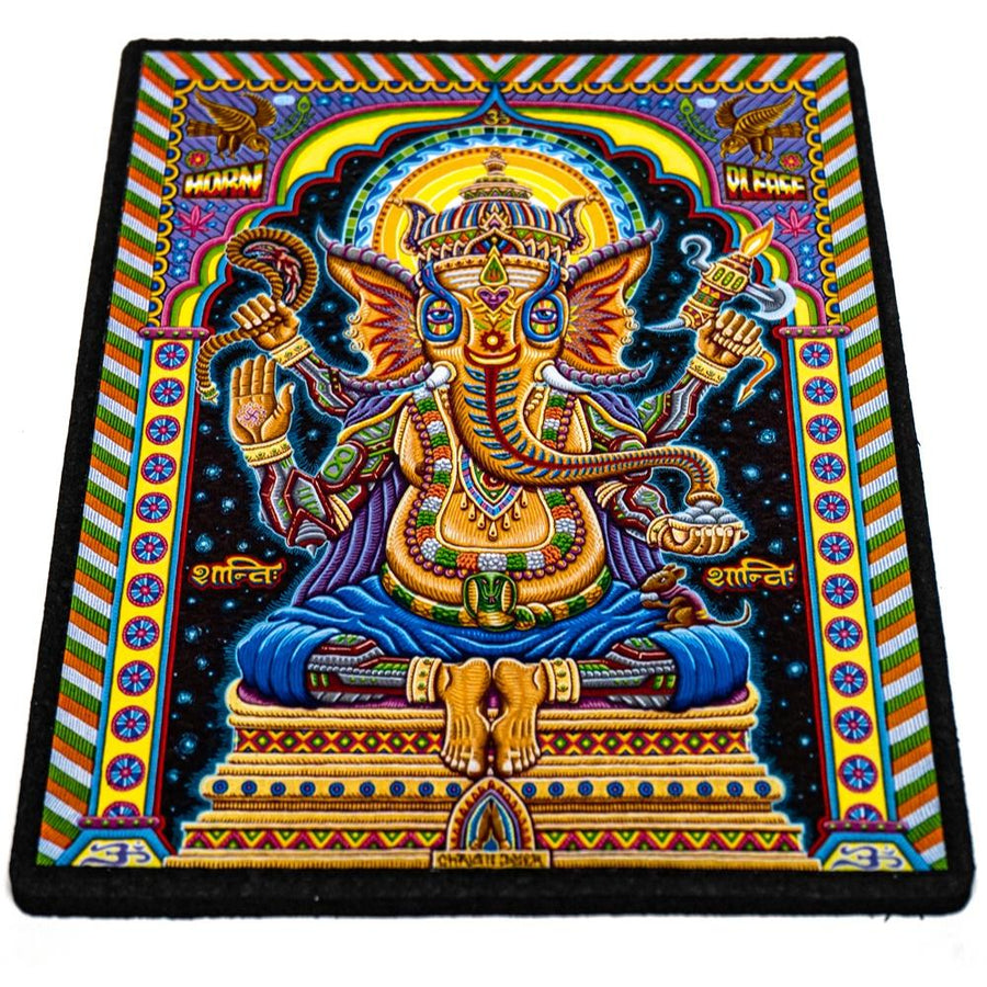 Ganesha Chris Dyer Mood Mat - Positive Creations