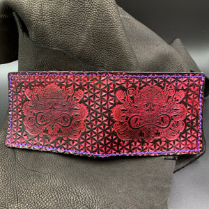 El Necio Chris Dyer X Lost Sailor Leather Wallet - Positive Creations