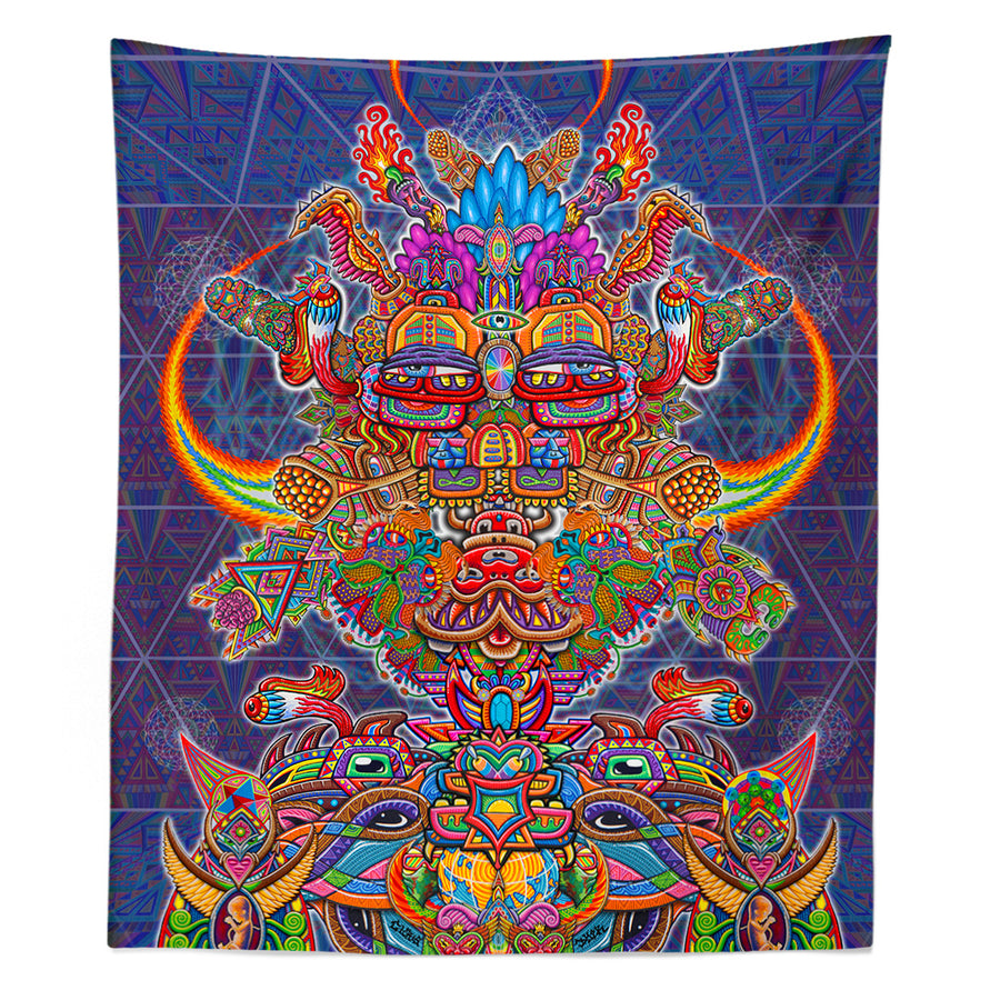 Interdimensional Rebel Tapestry - Positive Creations