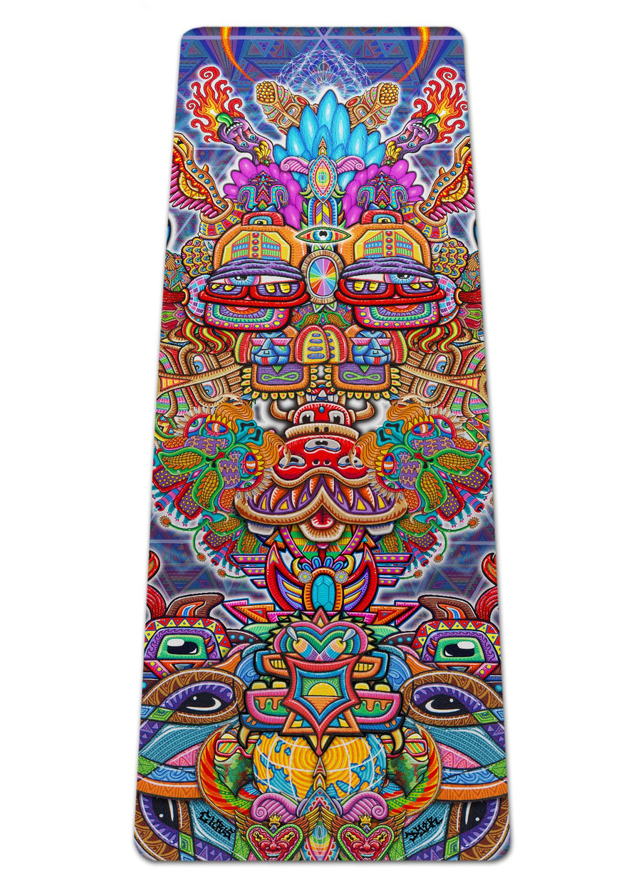 INTERDIMENSIONAL REBEL YOGA MAT