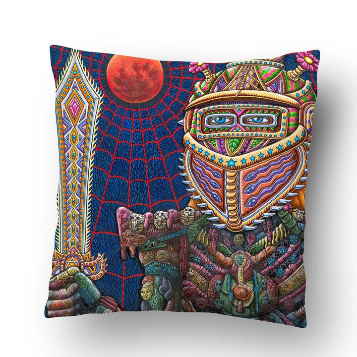 King Of Swords Pillow - Positive Creations