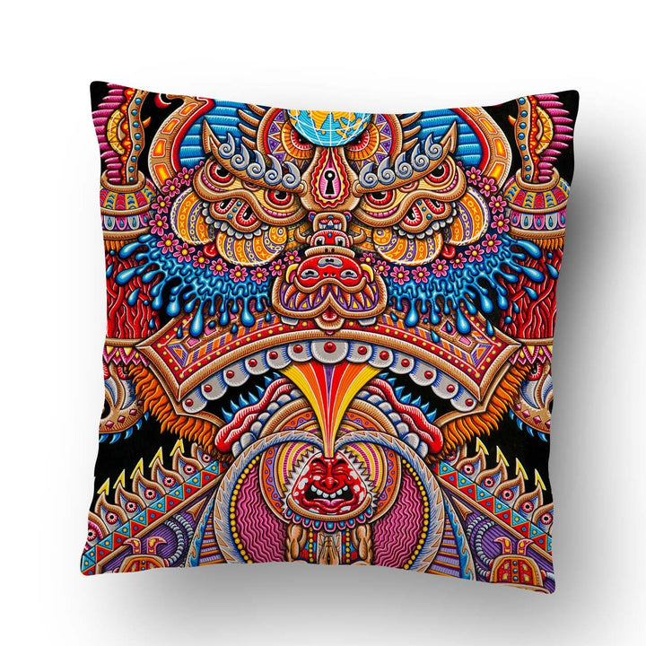 Kundalini Rising Pillow