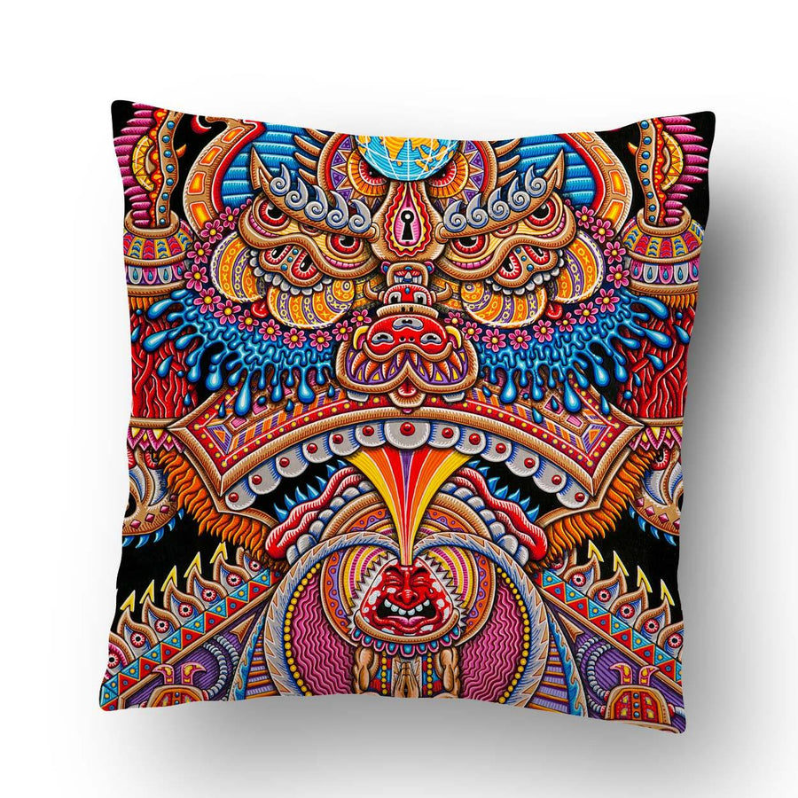Kundalini Rising Pillow - Positive Creations