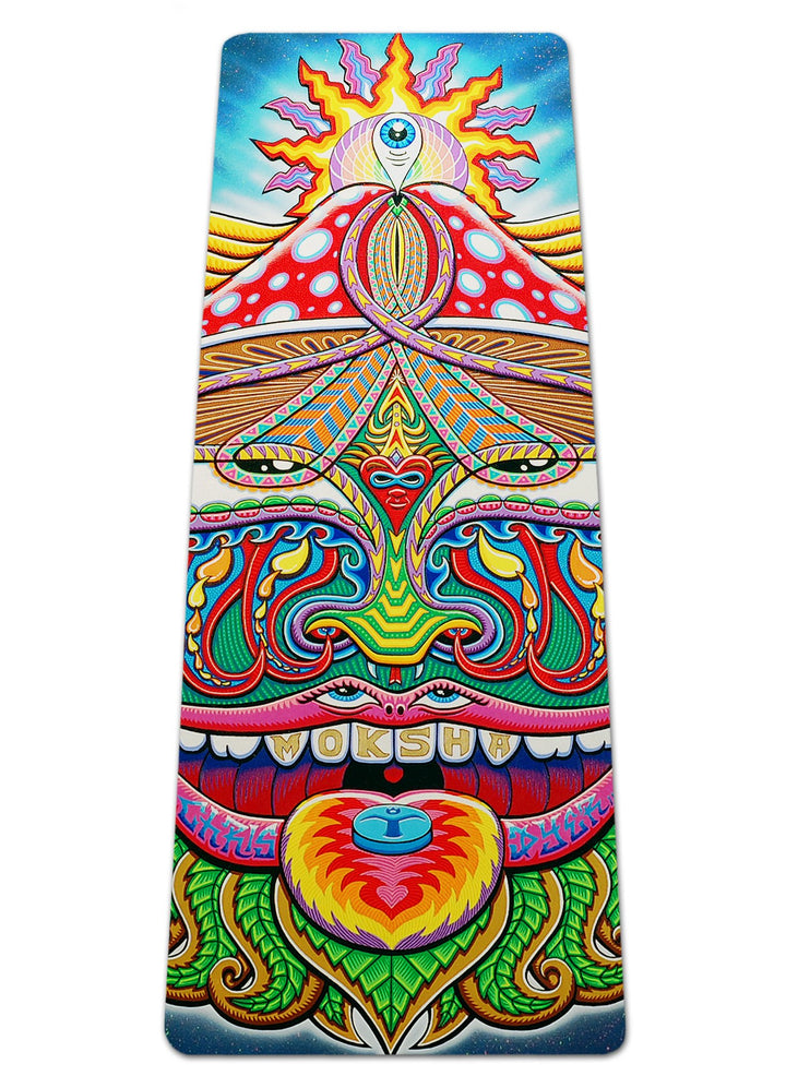 MOKSHA YOGA MAT - Positive Creations