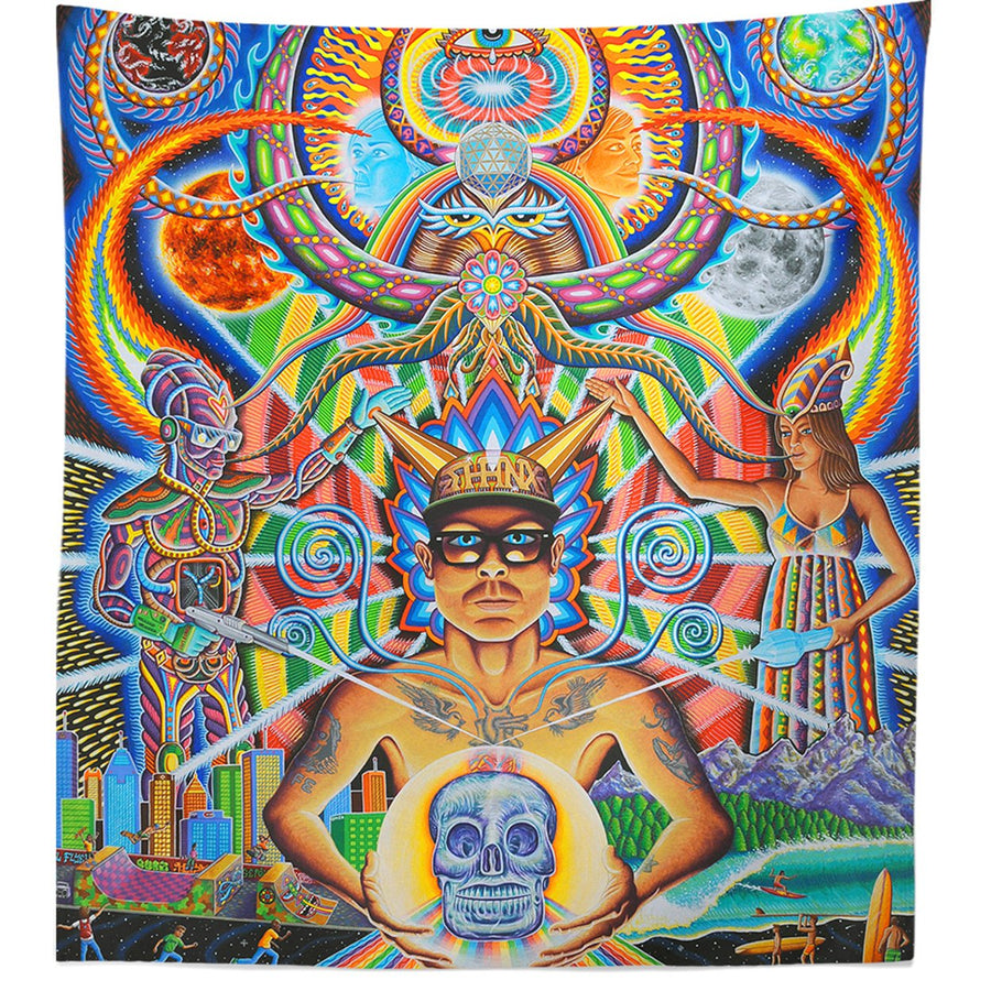 Moment of Truth Tapestry - Positive Creations