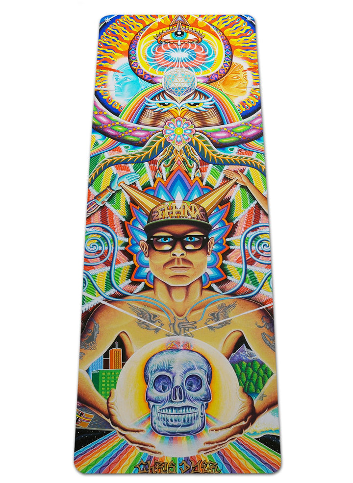 MOMENT OF TRUTH YOGA MAT - Positive Creations