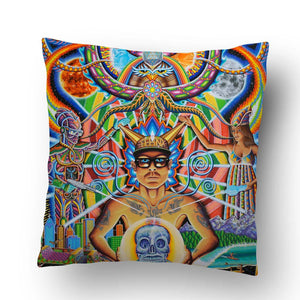 Moment Of Truth Pillow