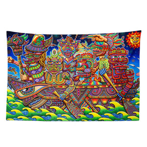 Optimystics Journey Tapestry