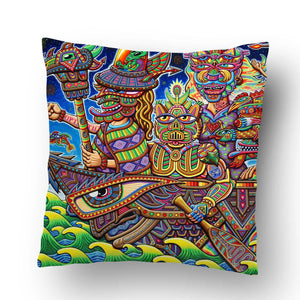 Optimystics Journey Pillow