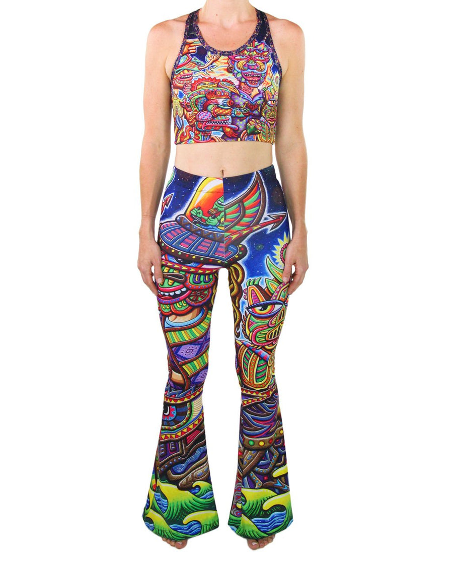 Optimystics Journey Bell Bottoms - Positive Creations