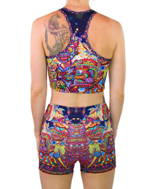 Optimystics Journey Active Shorts - Positive Creations