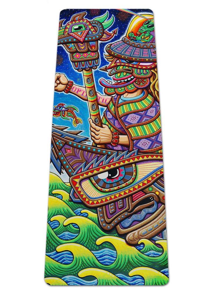 OPTIMYSTICS JOURNEY 1.0 YOGA MAT - Positive Creations