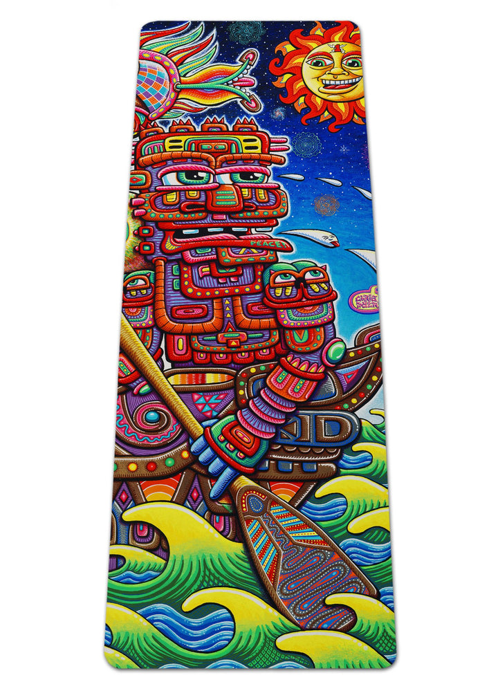 OPTIMYSTICS JOURNEY 2.0 YOGA MAT