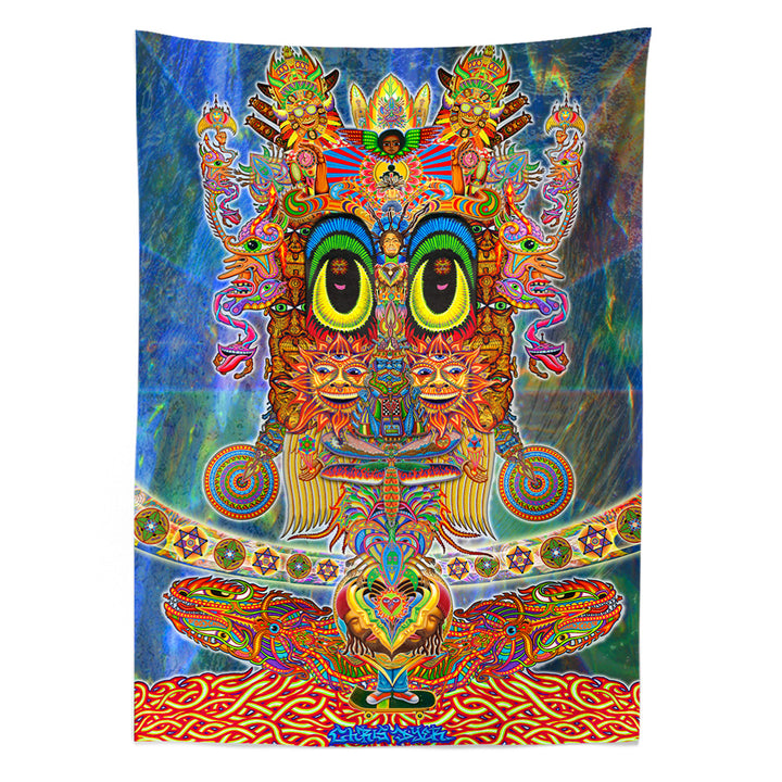 Saint Art Tapestry - Positive Creations