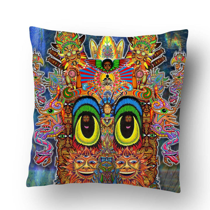 Saint Art Pillow