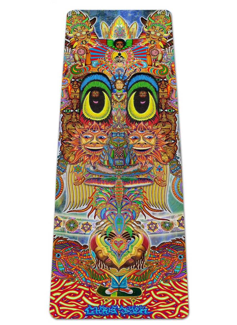 SAINT ART YOGA MAT