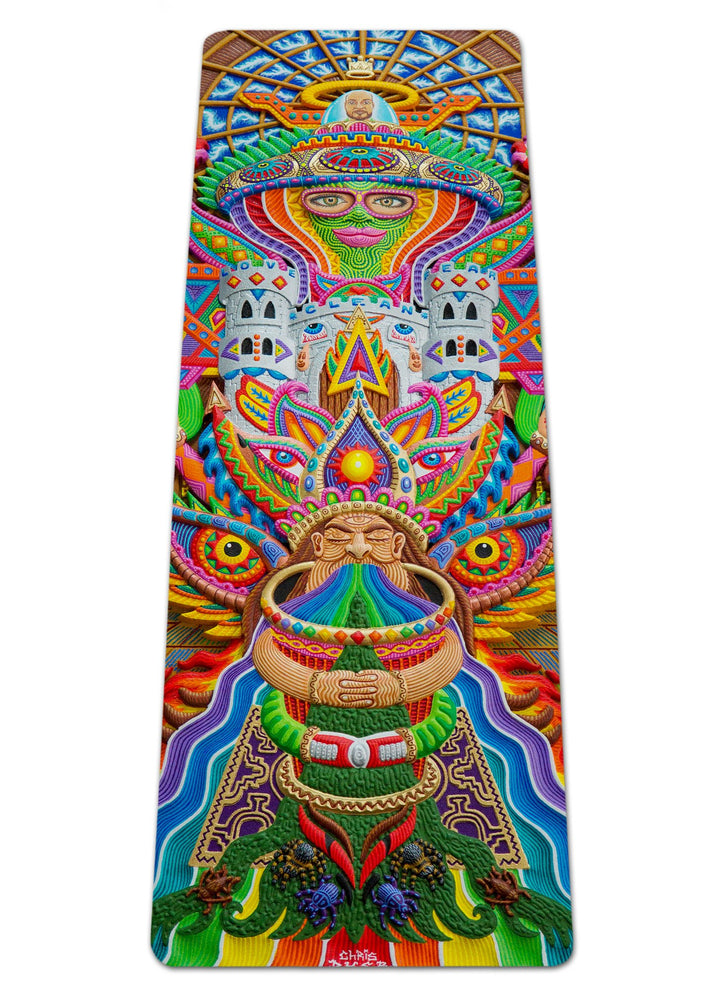 THE PURGE YOGA MAT - Positive Creations