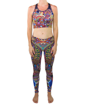 Ultimate Spirit Warrior Active Leggings - Positive Creations