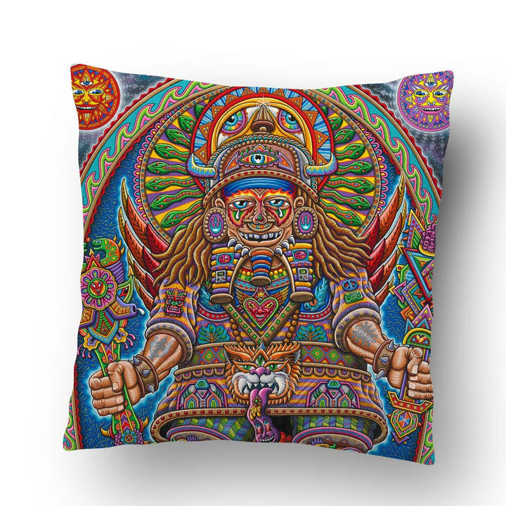 Ultimate Spirit Warrior Pillow - Positive Creations