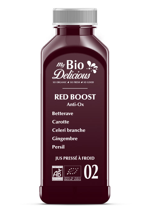 RED BOOST Anti-Ox
