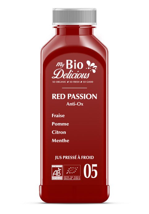 RED PASSION Anti-Ox