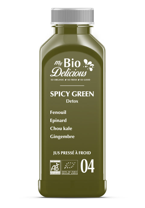 SPICY GREEN Détox