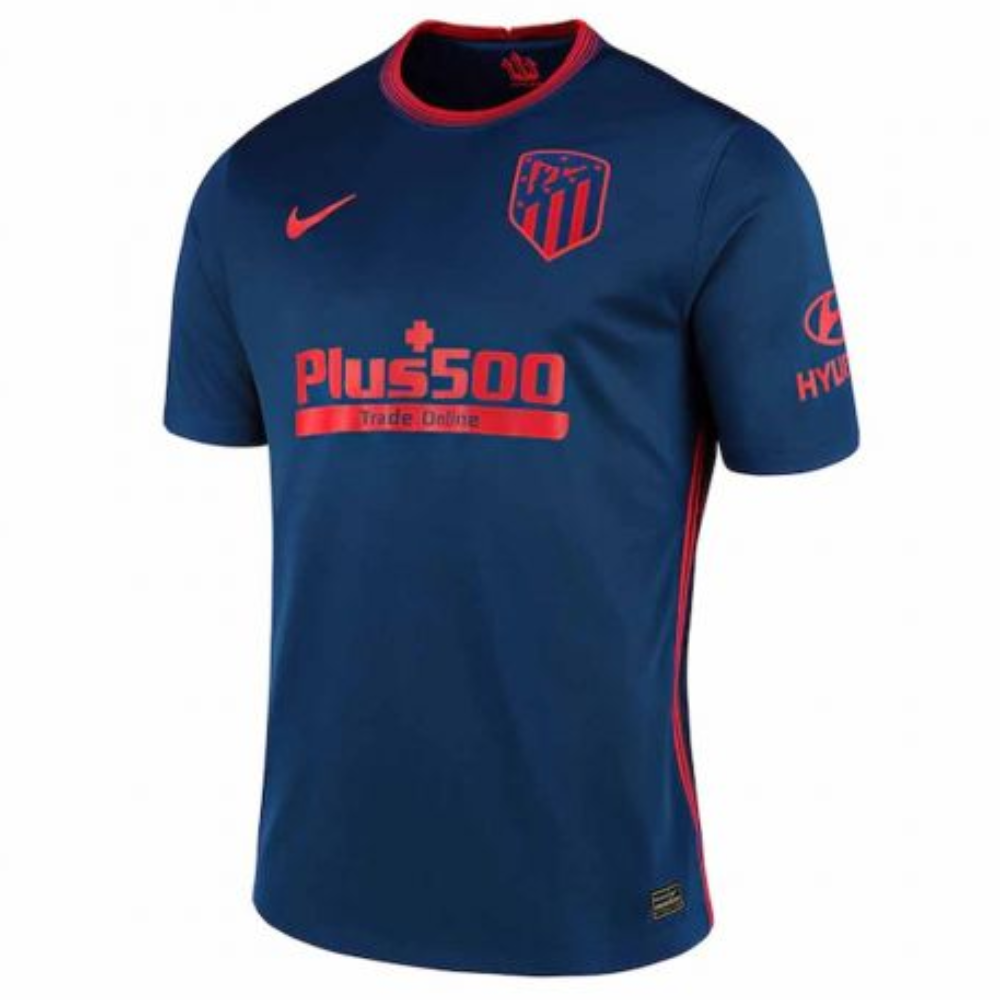 Nike Atletico Madrid Away Jersey 2020/2021