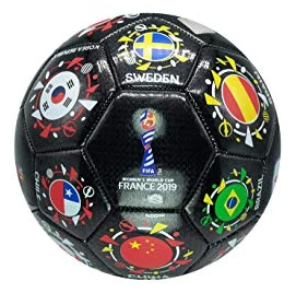 Global Women's World Cup 2019 Countries Ball