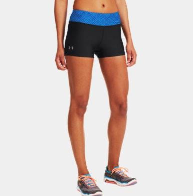 Under Armour Womens HeatGear Sonic Short