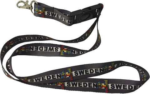 Global Country Lanyards