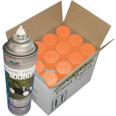 Avanti Orange Field Paint Case