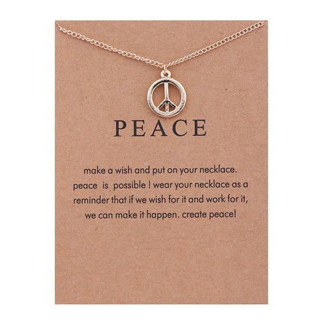 Peace For The World - Great Gift For Your Dearest