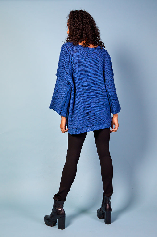 Noemi Jumper - blue