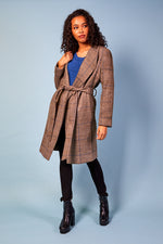 Greta Coat - Grey