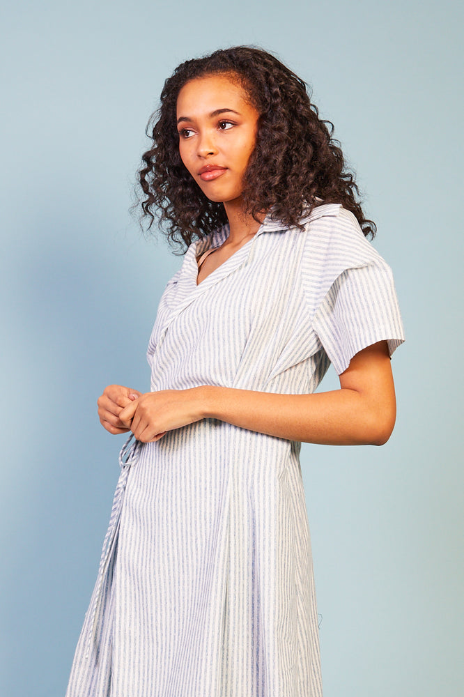 Meliore Stripe Dress