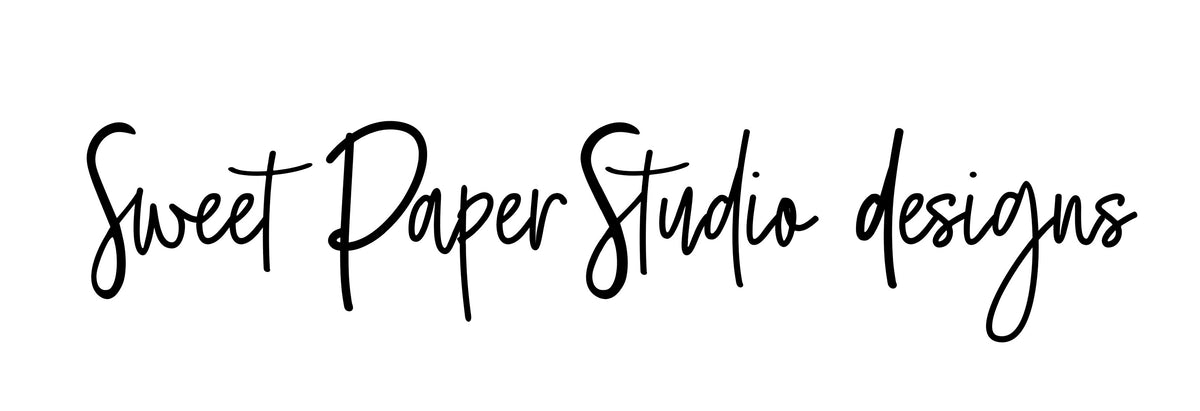 Sweet Paper Studio Designs