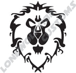 WoW Die-Cut Decal