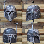 Helmet painting and finishing services