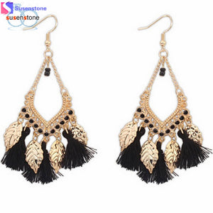 Bohemian Fashion Leaves Earrings - Regis&GG