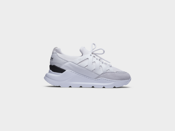 Men's Bolt in White