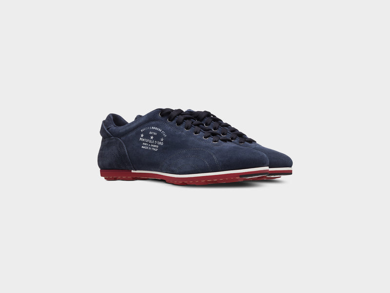 Superstar in Navy Suede