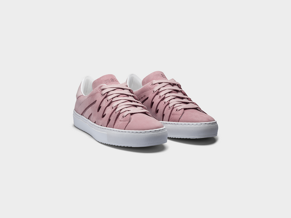 Women's Alpha in Blush Nubuck