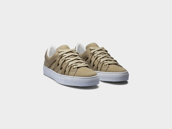 Men's Alpha in Sand Nubuck